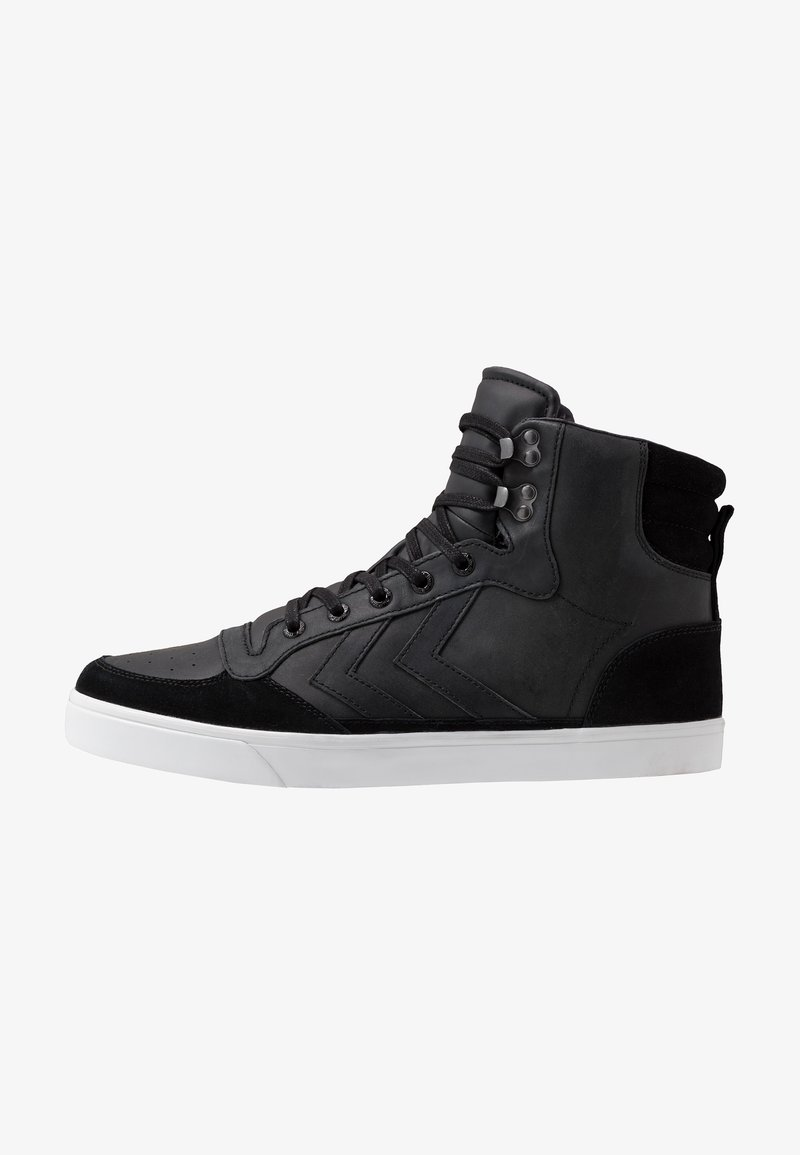 Hummel - STADIL WINTER - Zapatillas altas - black