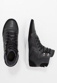 Hummel - STADIL WINTER - Zapatillas altas - black - 1