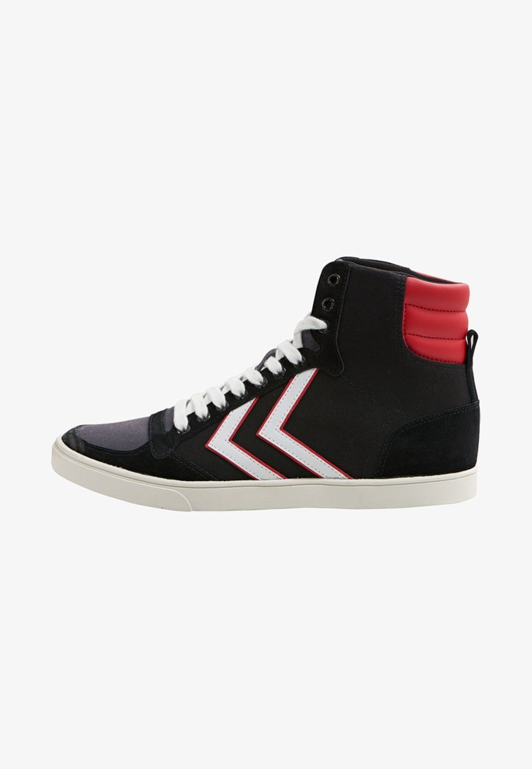 Hummel - High-top trainers - black