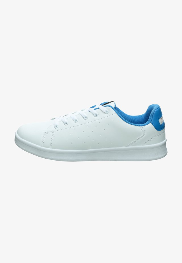 Sneakers - white / blue