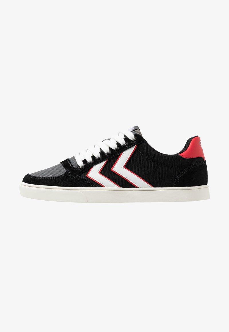 Hummel - SLIMMER STADIL - Sneaker low - black