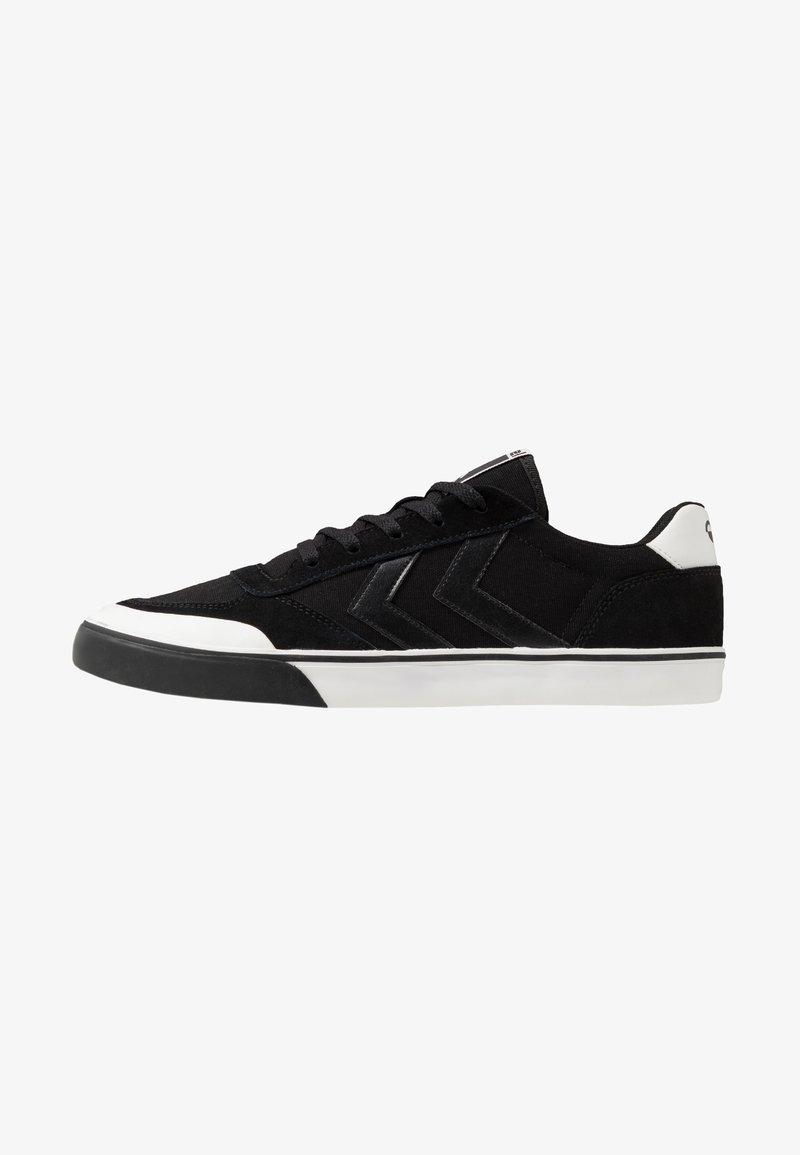 Hummel - STADIL CLASSIC - Sneakers basse - black