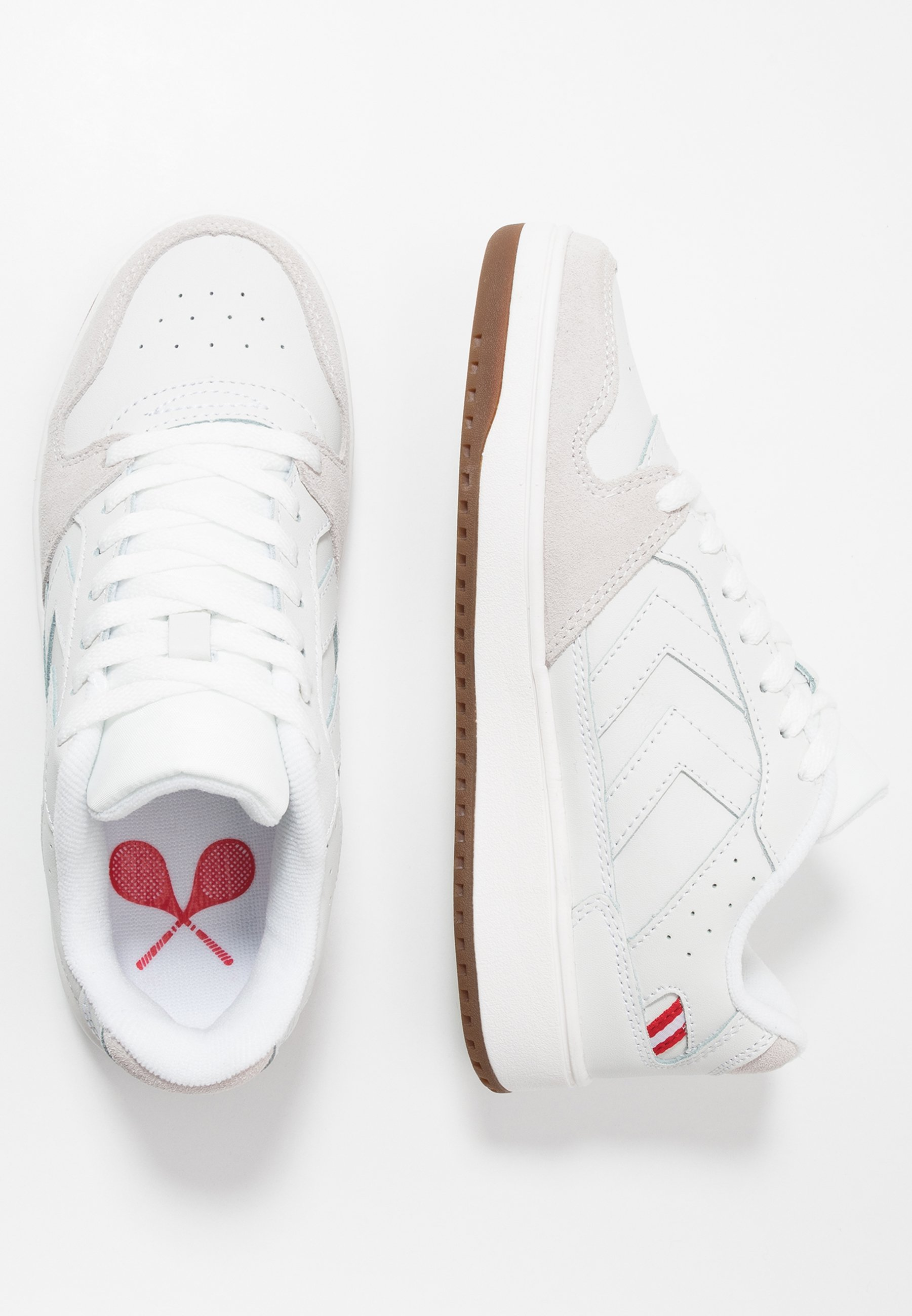 Hummel St. Power Play - Sneakers Marshmallow