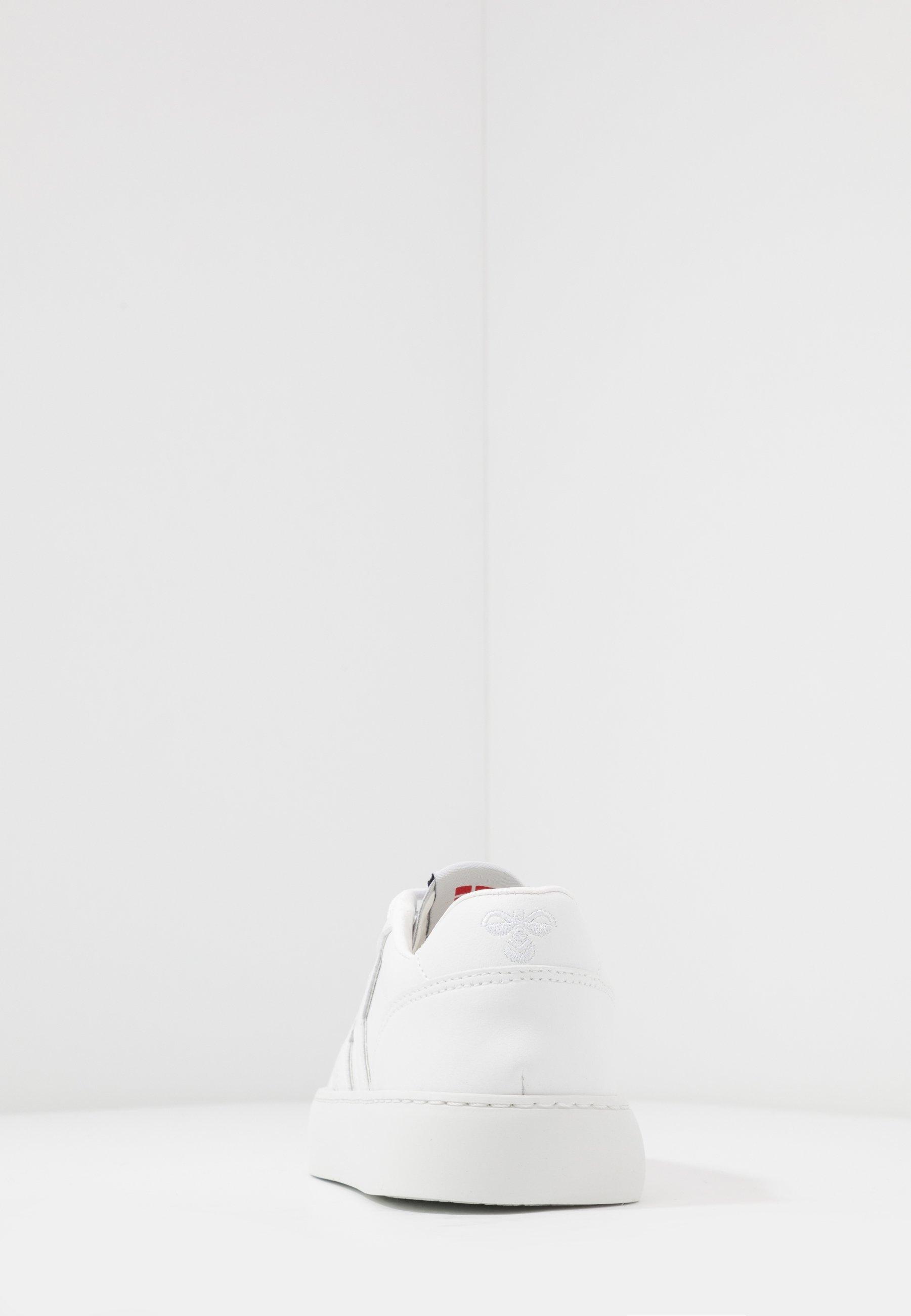 Hummel STADIL 3.0 PREMIUM VEGAN - Sneakers - white