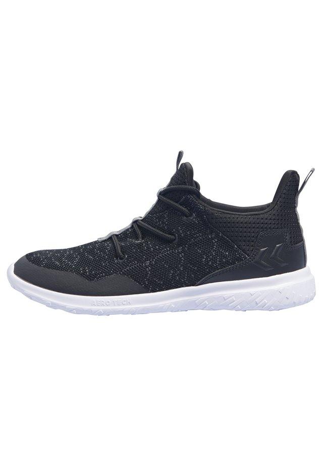 ACTUS TRAINER - Sneakersy niskie - black