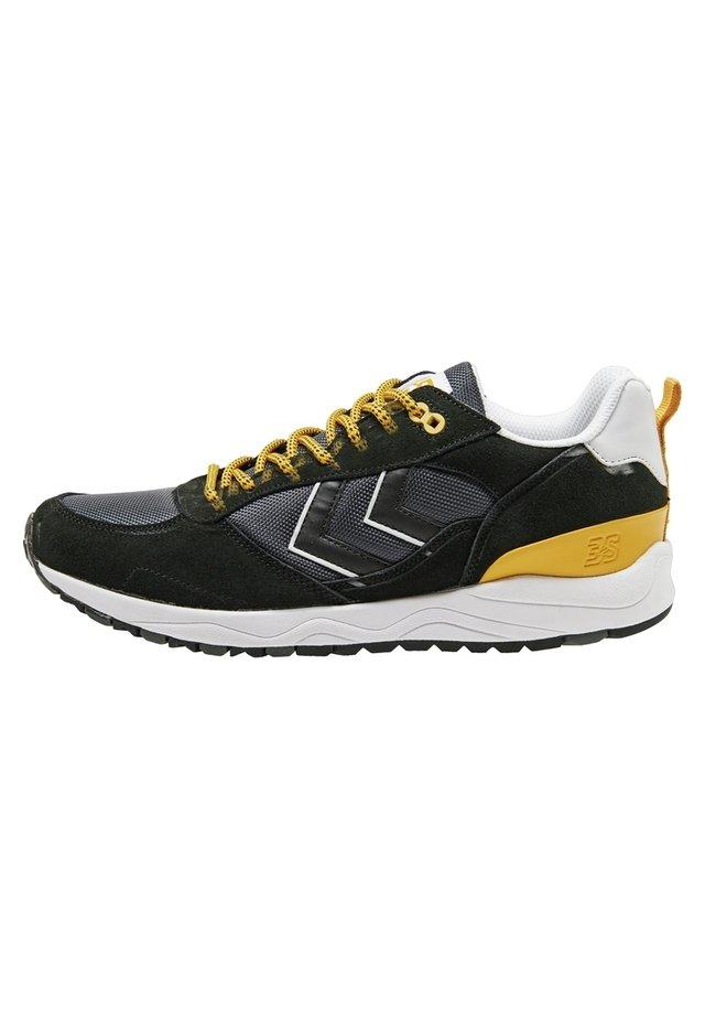 3-S HIKE - Sneakers - black