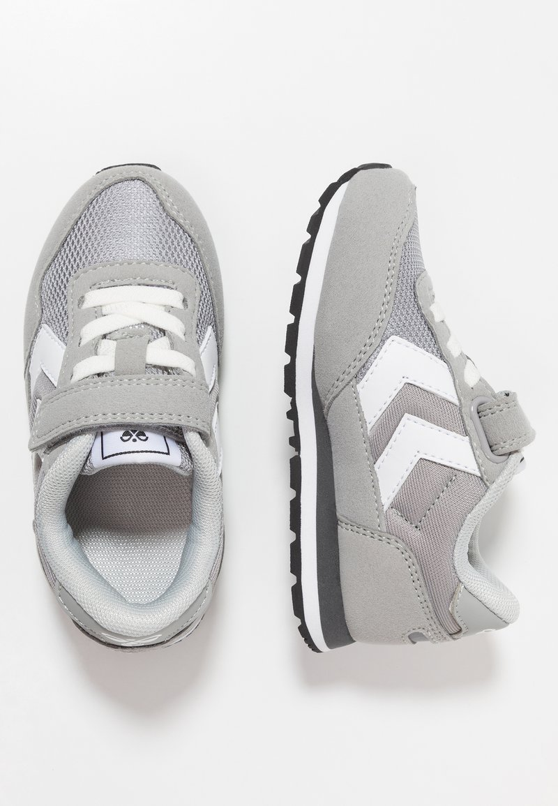 Hummel - REFLEX - Sneakers - alloy