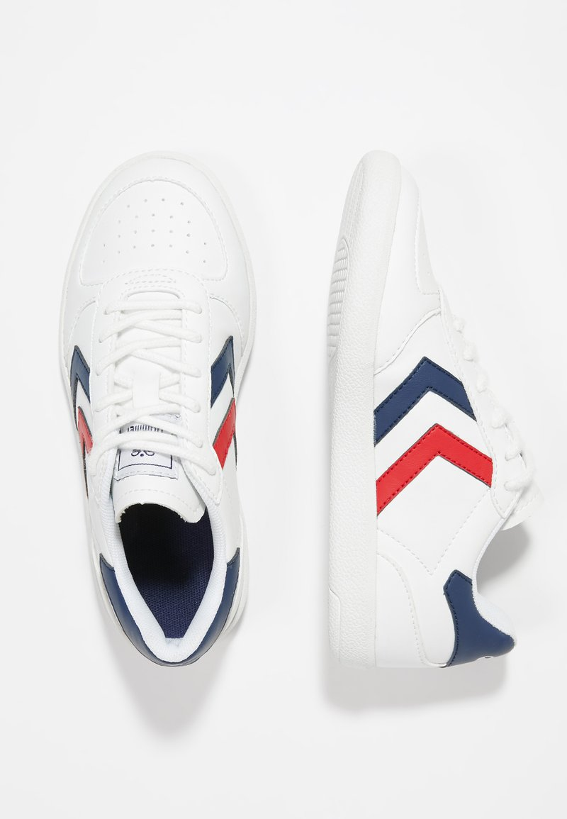 Hummel - VICTORY JR - Trainers - white