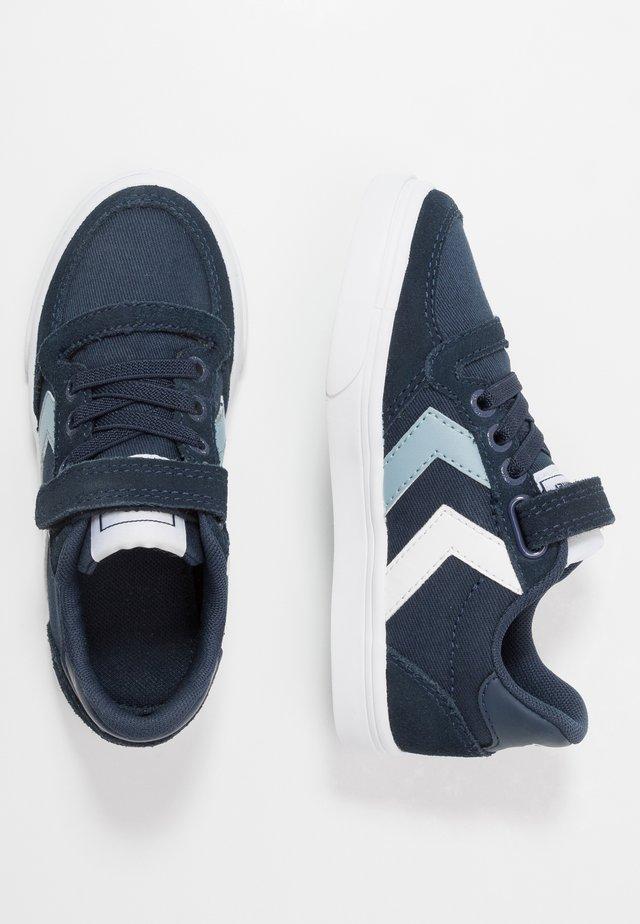SLIMMER STADIL - Sneakers - black iris