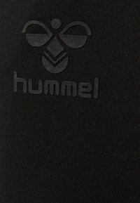 Hummel - HMLCANGO - Træningsbukser - black - 4