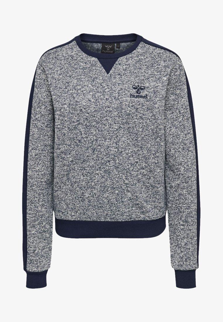 Hummel - REGULAR FIT - Sweatshirt - real navy