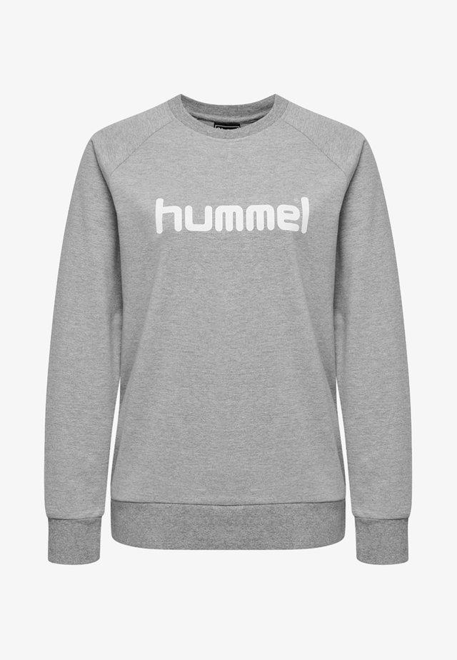 Sweatshirts - grey melange