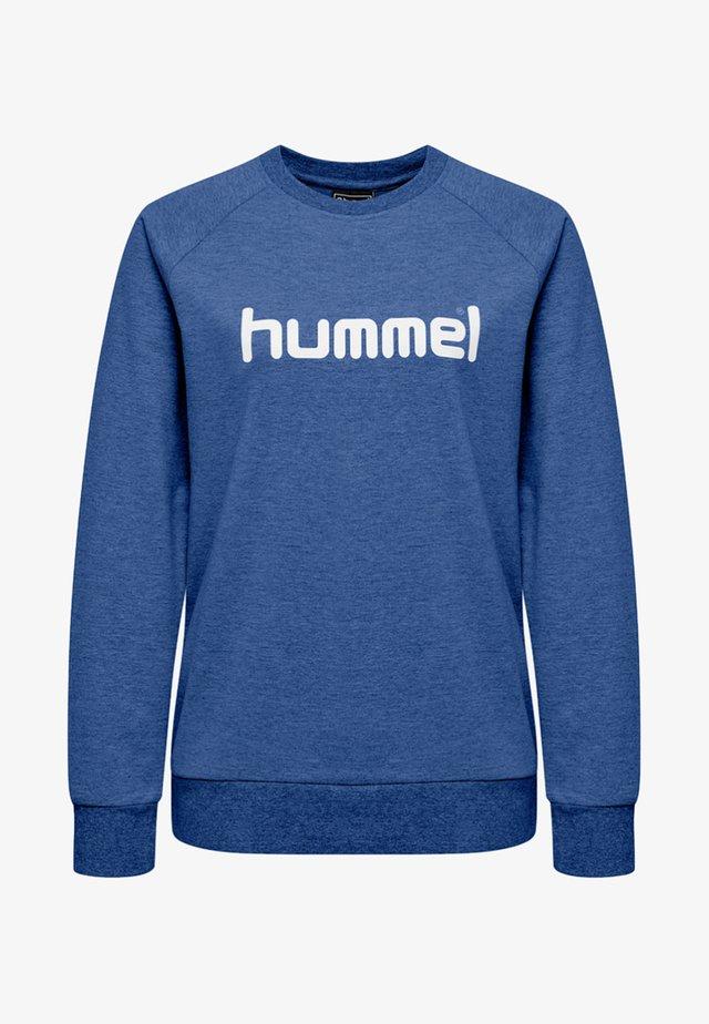 Sweatshirts - true blue