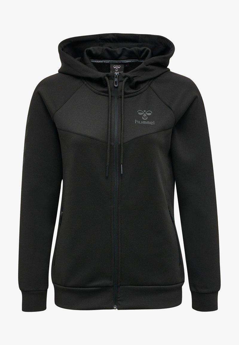 Hummel - HMLAGUNA - Trainingsjacke - black