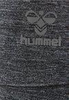 Hummel - HMLSTEN  - Tracksuit bottoms - black melange