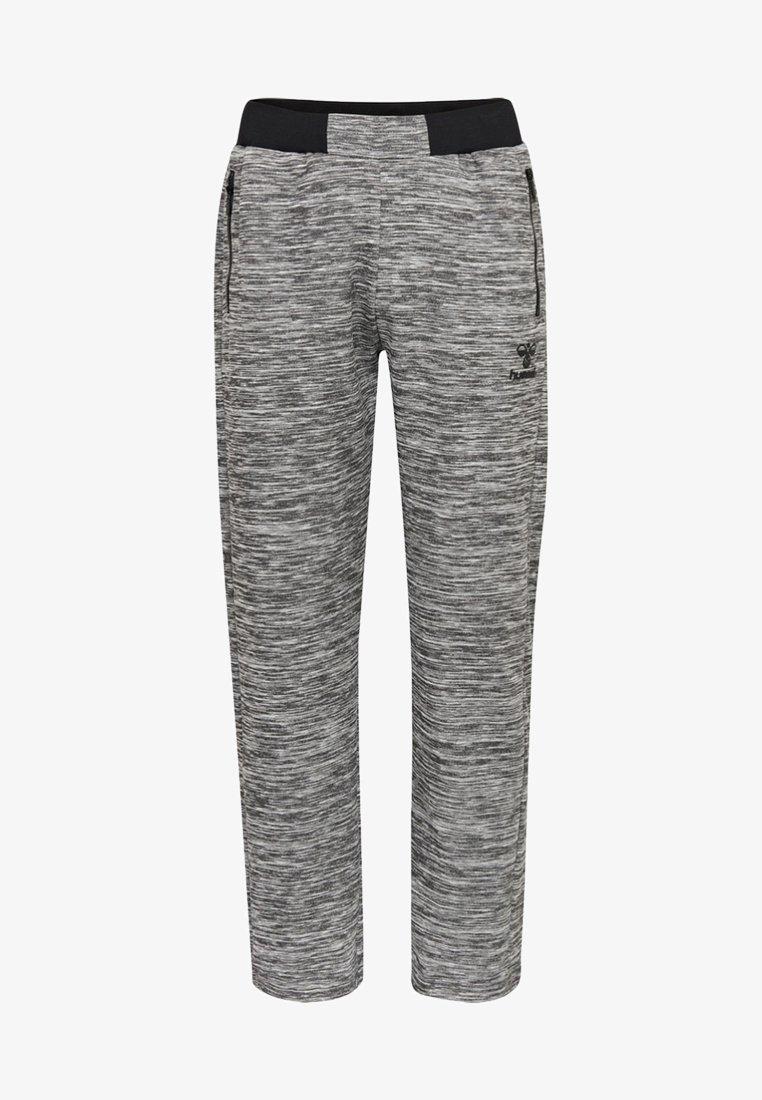 Hummel - QUAR - Tracksuit bottoms - dark grey