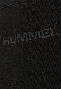 Hummel - HMLBAZ  - Træningsbukser - black - 4