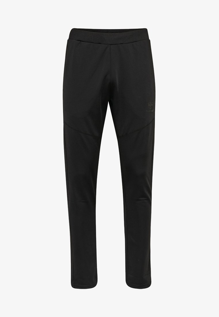 Hummel - HMLKALEL - Tracksuit bottoms - black