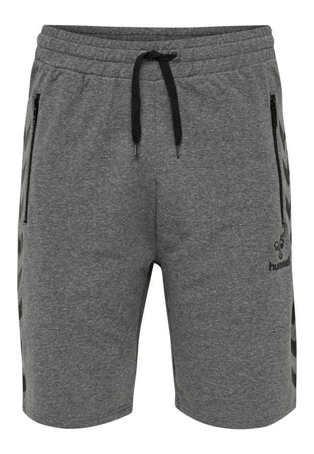 RAY  - Jogginghose - dark grey melange