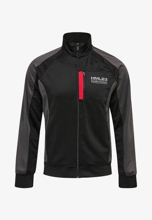 HALLOC - Træningsjakker - black