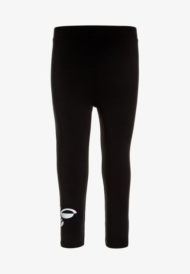 TIGHTS - Leggings - black