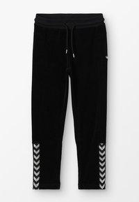 Hummel - Pantalones deportivos - black - 0