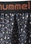 Hummel - NANNA  - A-snit nederdel/ A-formede nederdele - black/grey