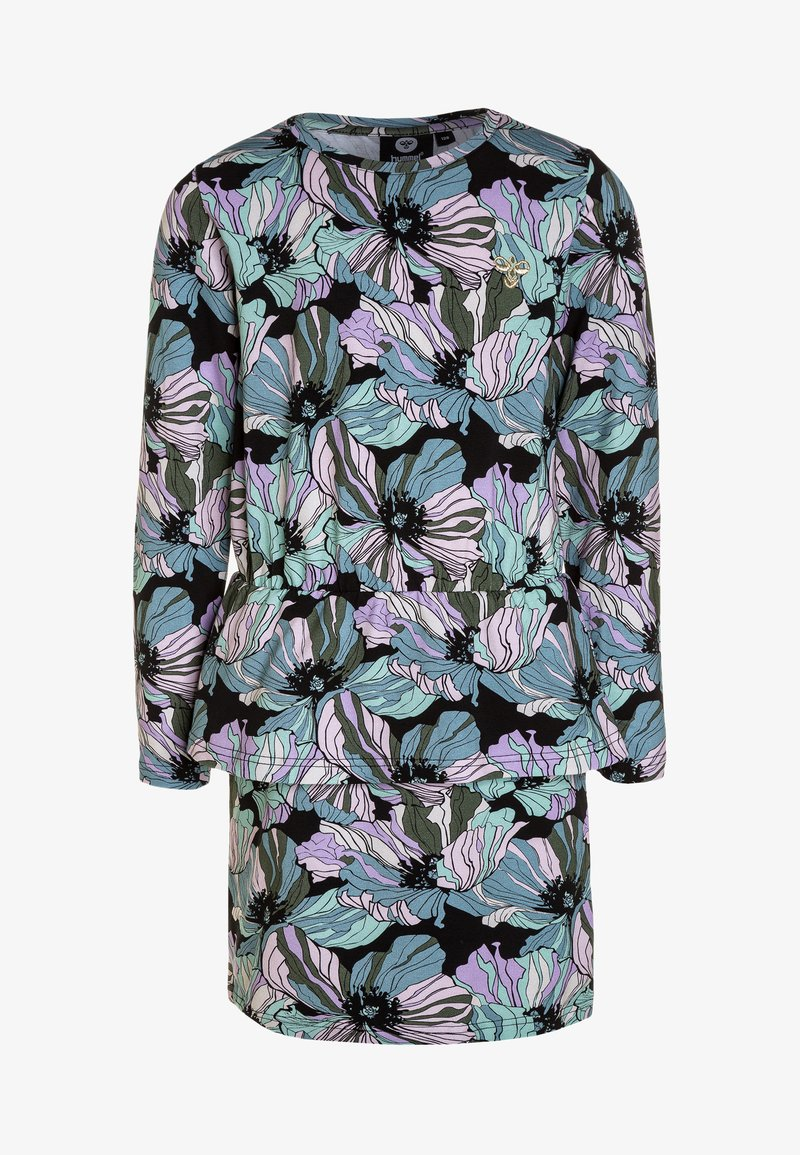 Hummel - DRESS - Sukienka z dżerseju - lavendula