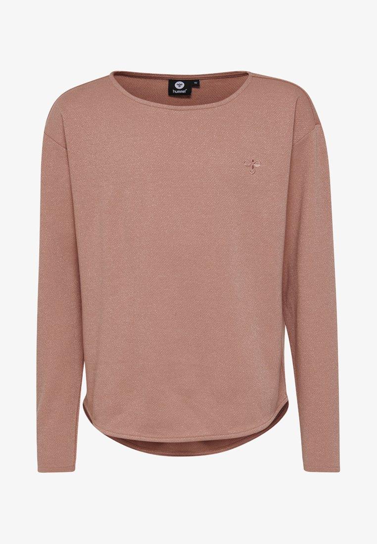 Hummel - SABRINA - Long sleeved top - light pink