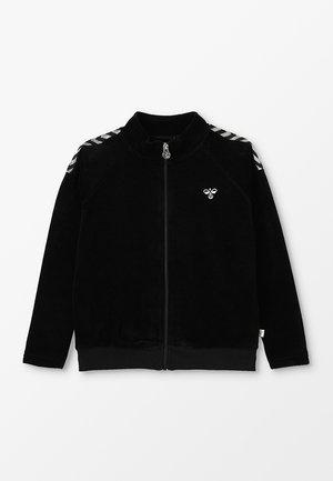 LORI ZIP JACKET - Bluza rozpinana - black