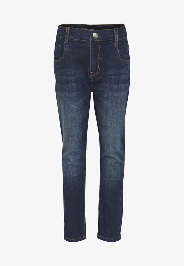 Jeans Straight Leg - dark denim
