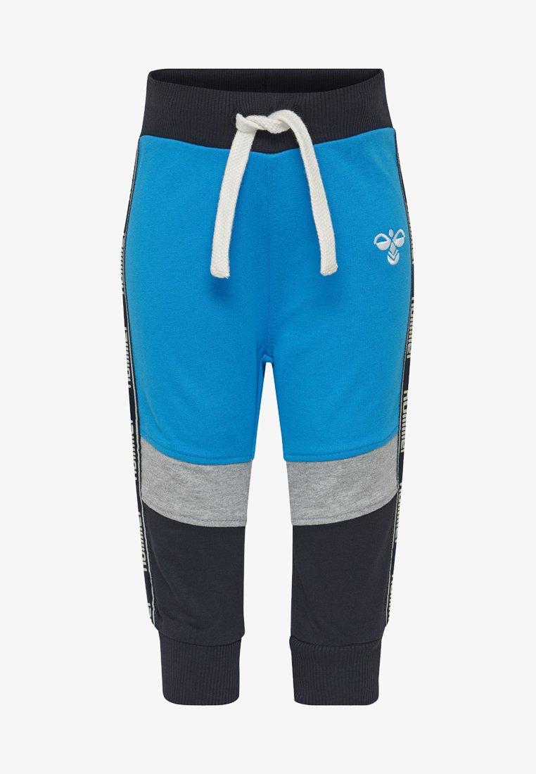 Hummel - Træningsbukser - diva blue