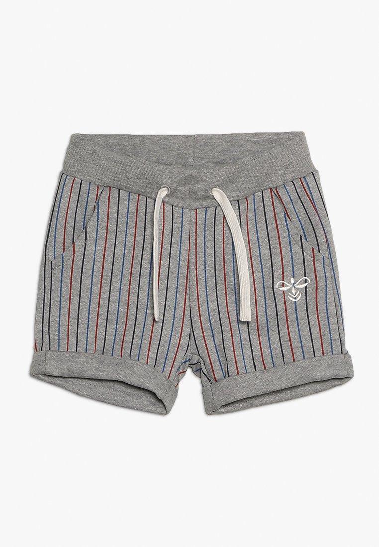 Hummel - ZANE - Pantalones deportivos - grey melange