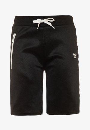 HMLNEYMAR  - Tracksuit bottoms - black
