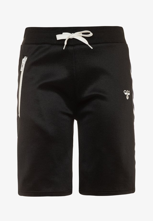 HMLNEYMAR  - Tracksuit bottoms - black