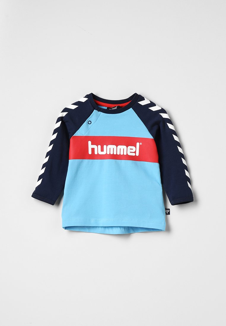 Hummel - FLASH - Camiseta de manga larga - ethereal blue