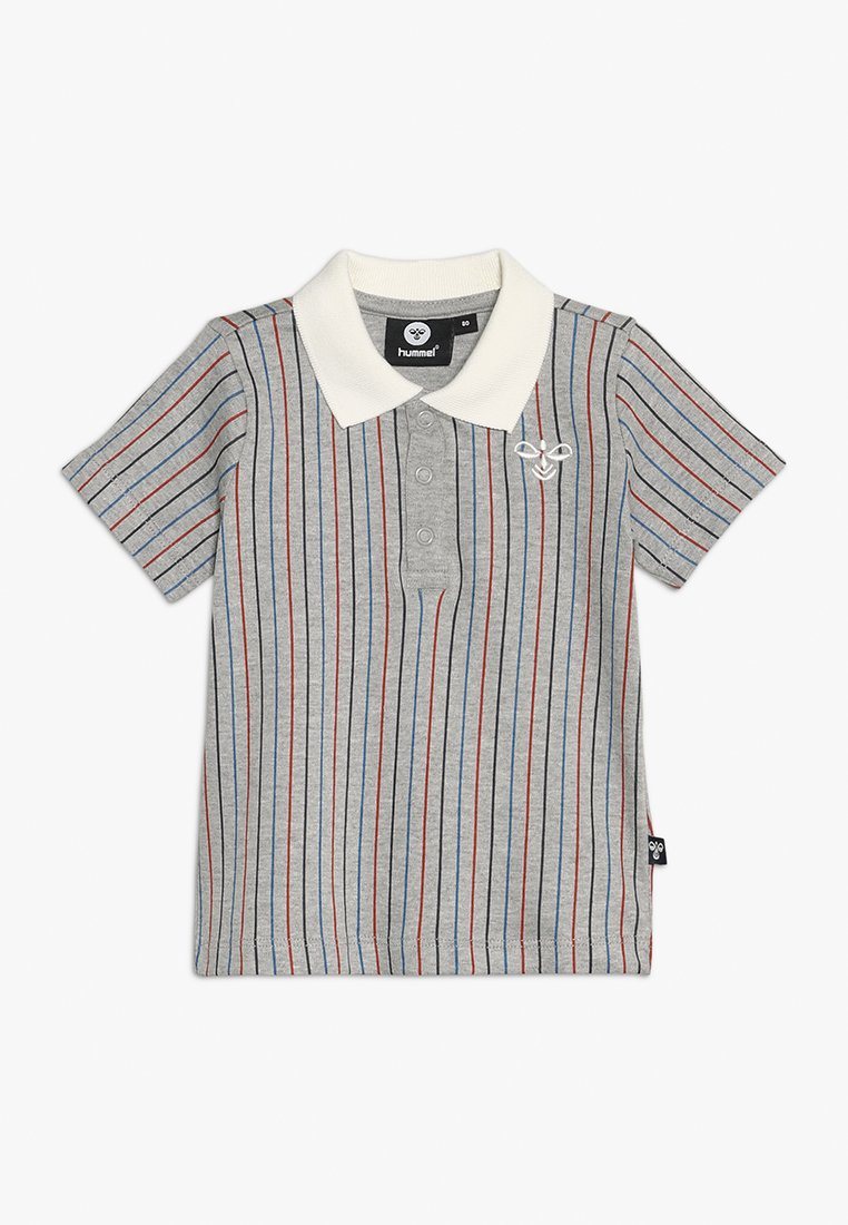 Hummel - ZANE - Poloshirt - grey melange