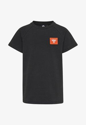 GARY  - T-shirt basic - black