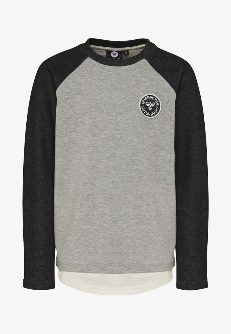 Hummel - Langarmshirt - black