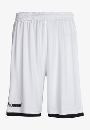 CORE BASKET SHORTS - Shorts - white