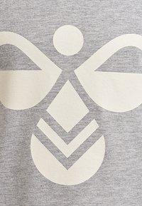 Hummel - HMLHARPER  - Long sleeved top - grey melange - 3