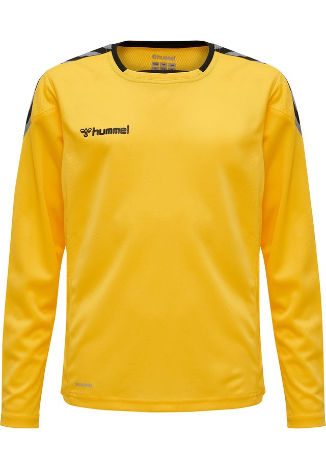 HMLAUTHENTIC - Funktionstrøjer - sports yellow/black