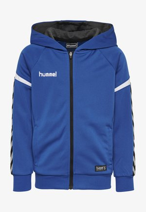 AUTH. CHARGE  - Zip-up hoodie - blue