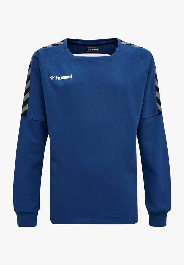 Sweater - true blue