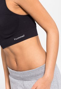 Hummel - SUE SEAMLESS  - Sport BH - black - 4