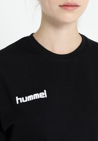 Hummel - HMLGO  - Print T-shirt - black - 5