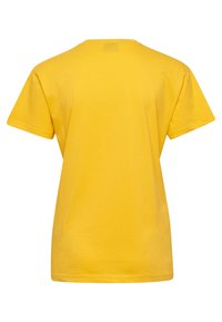 Hummel - HMLGO  - T-shirts print - sports yellow - 1