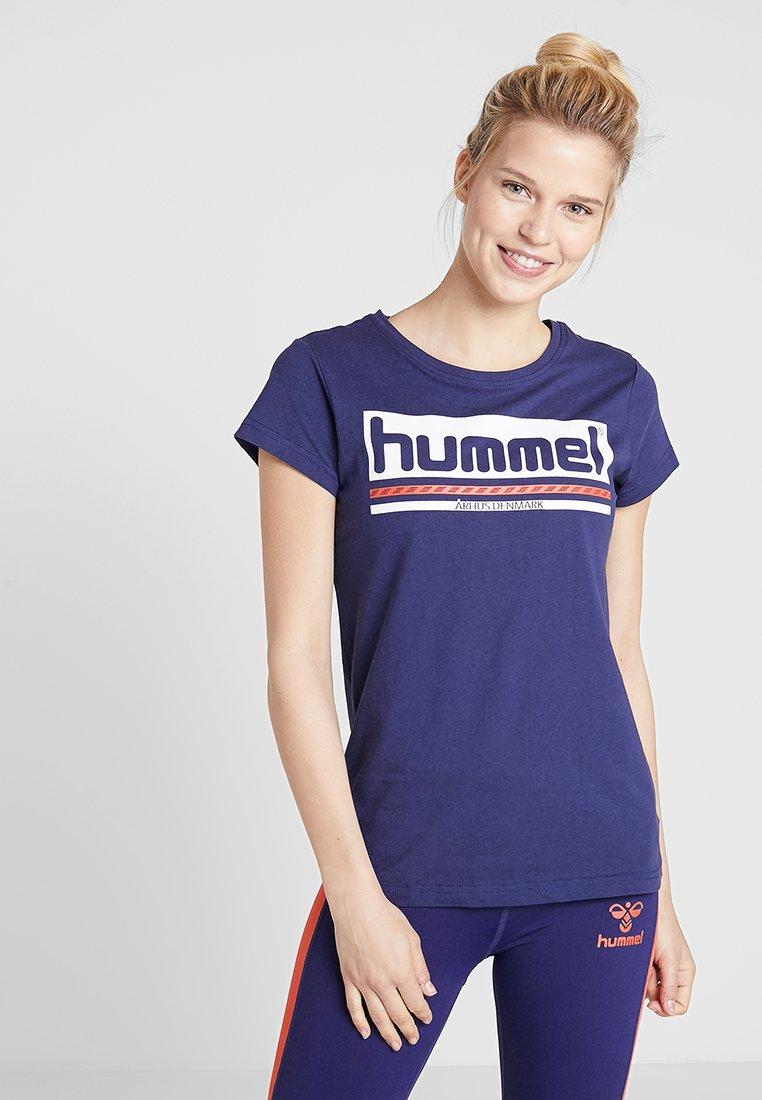 Hummel - T-shirt z nadrukiem - astral aura