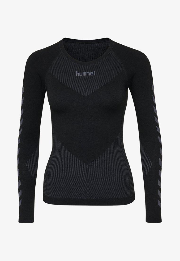 Hummel - Long sleeved top - black