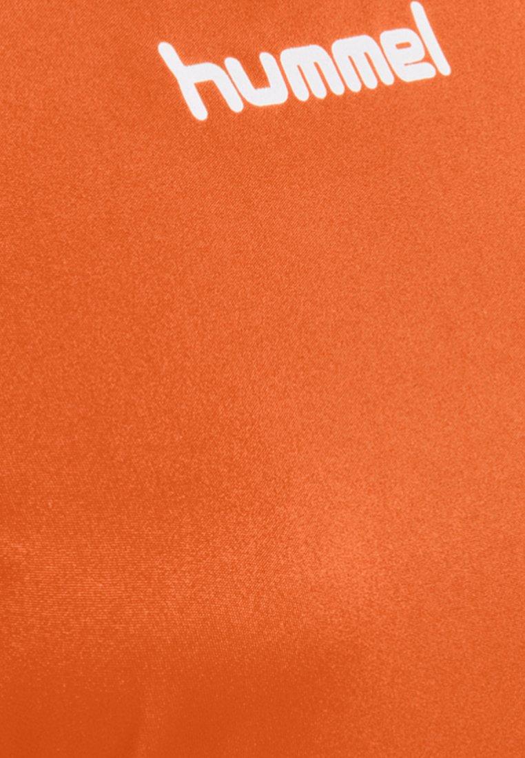 Hummel Core Team- T-shirt Print Orange BXIg0EiJ